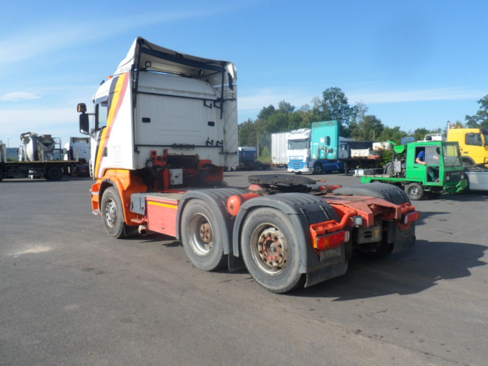 Second hand sale Tractor units - SCANIA R470  Tracteur (Belgique - Europe) - Houffalize Trading s.a.