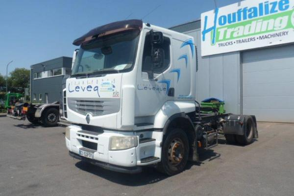 Unidades tractoras - RENAULT PREMIUM 440 DXI   (Belgique - Europe) - Houffalize Trading s.a.