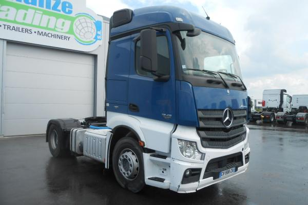 Vente occasion Tracteur - MERCEDES ACTROS 1845 TRACTEUR (Belgique - Europe) - Houffalize Trading s.a.