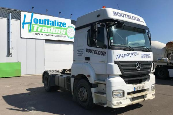 Vente occasion Tracteur - MERCEDES AXOR 1840 TRACTEUR (Belgique - Europe) - Houffalize Trading s.a.
