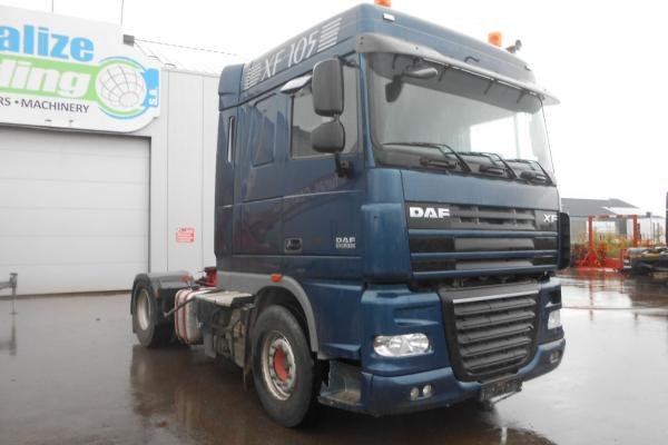 Vente occasion Tracteur - DAF XF 105.510 TRACTEUR (Belgique - Europe) - Houffalize Trading s.a.