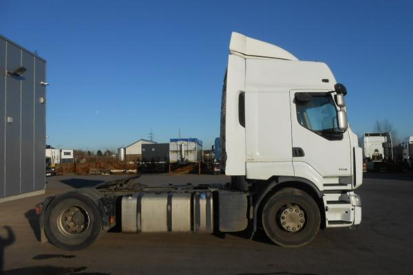 Second hand saleTractor units - RENAULT PREMIUM 460DXI Tracteur (Belgique - Europe) - Houffalize Trading s.a.