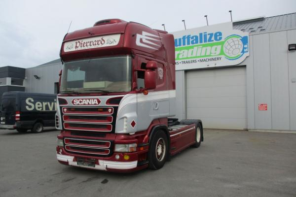 Vente occasion Tracteur - SCANIA R560  Tracteur (Belgique - Europe) - Houffalize Trading s.a.
