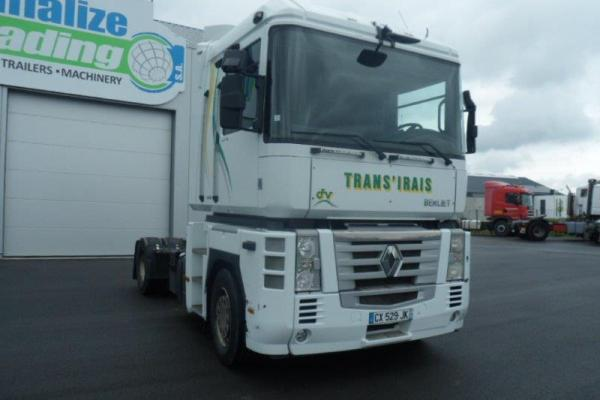 - RENAULT MAGNUM 460DXI TRACTEUR (Belgique - Europe) - Houffalize Trading s.a.