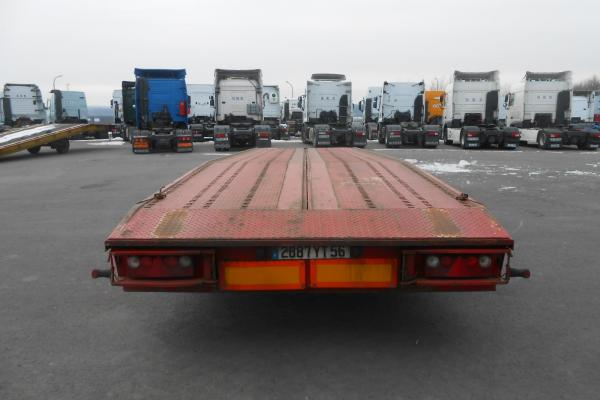 Second hand saleSemi-trailer - LECITRAILER     (Belgique - Europe) - Houffalize Trading s.a.