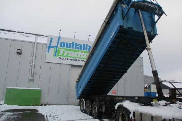 Second hand saleSemi-trailer - BENALU   BENNE (Belgique - Europe) - Houffalize Trading s.a.