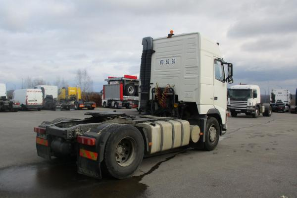 Second hand saleTractor units - VOLVO FH12 420  TRACTEUR (Belgique - Europe) - Houffalize Trading s.a.